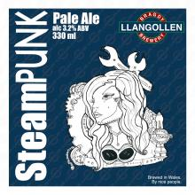 SteamPunk - Welsh Craft Pale Ale
