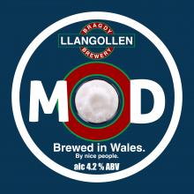 MOD Welsh Craft Lager