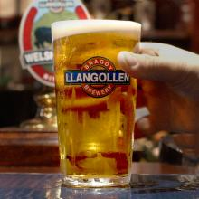 Llangollen craft Lager