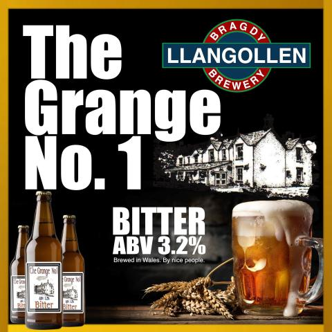 The Grange No.1 Bitter