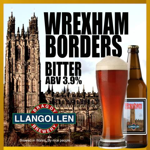 Wrexham Borders Bitter