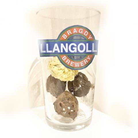 Truffles in a glass